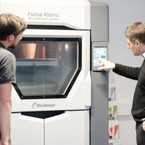 3D Printing – Fused Deposition Modeling (FDM)