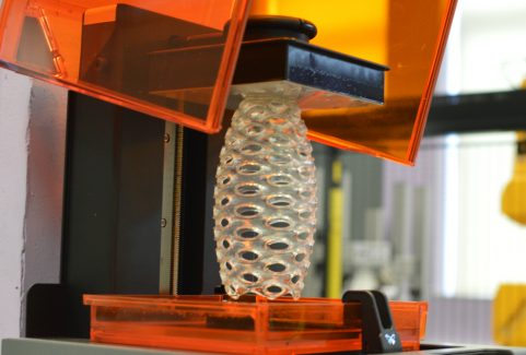 3D Printing – Stereolithography (SLA)