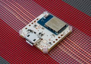 Fraunhofer IZM - Multilayer, embedded electronics for textile integration