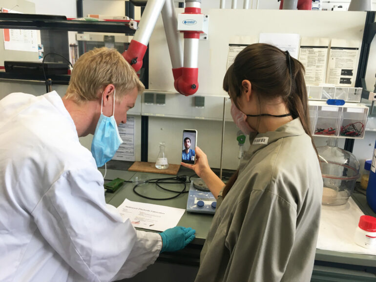 Technology over Text – The Challenges of Research During a Global Pandemic