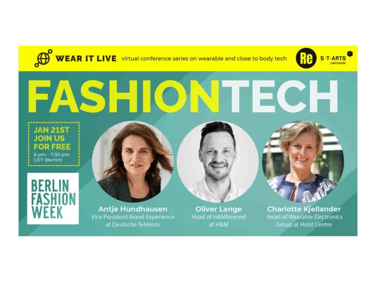 Wear It Live – FashionTech at Berlin Fashion Week 2021