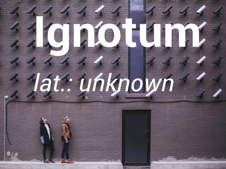 Ignotum project introduction